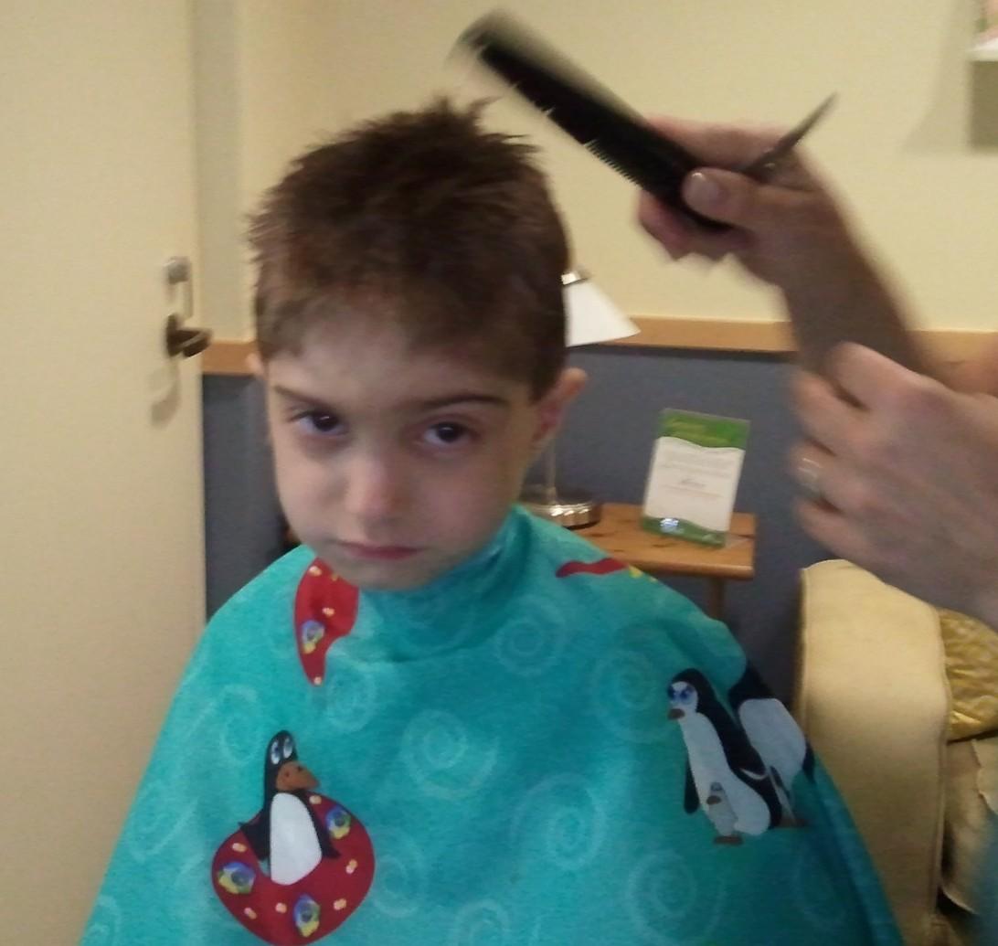 Juice haircut q